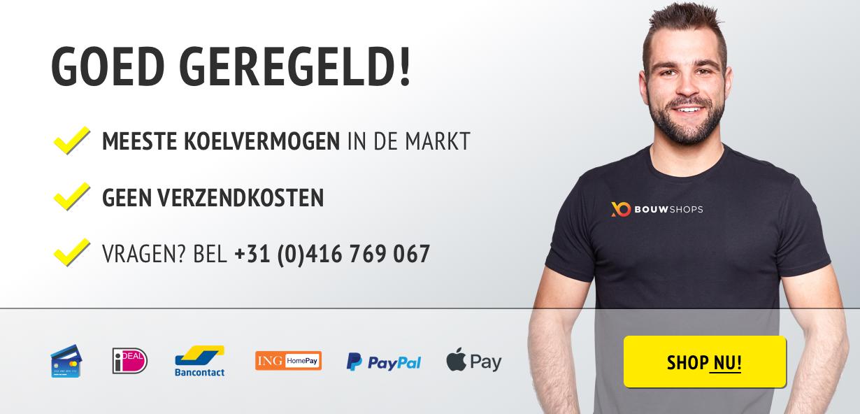 Gewoon goed geregeld bij Frisseluchtshop.nl